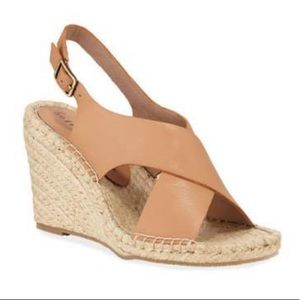 c32184512cc Bettye Muller Leather espadrillesAnthropologie